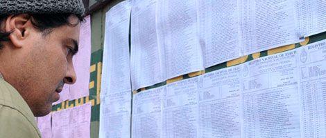 Se extendió hasta el 5 de junio la consulta de padrones provisorios