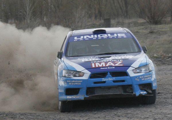Rally Vuelta de la Manzana: Enlace para los autos de la clase A1