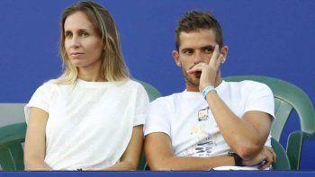 ¿Gisela Dulko también le fue infiel a Fernando Gago?