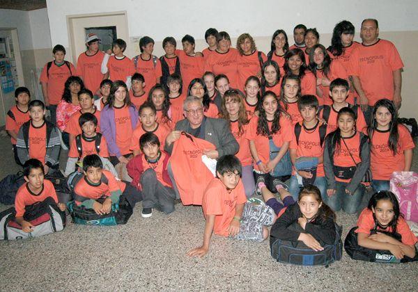 Alumnos disfrutan de viaje en Buenos Aires