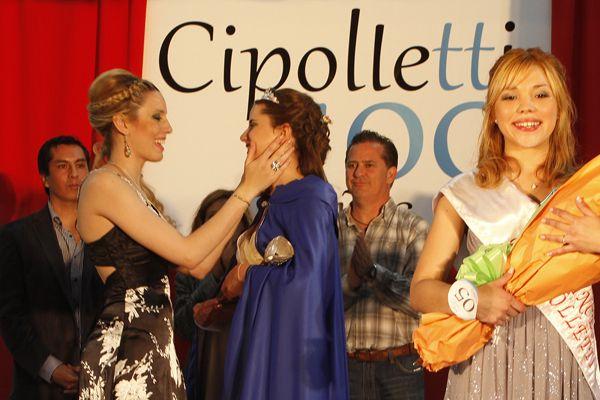 Florencia Natalini es la nueva Reina de la ciudad