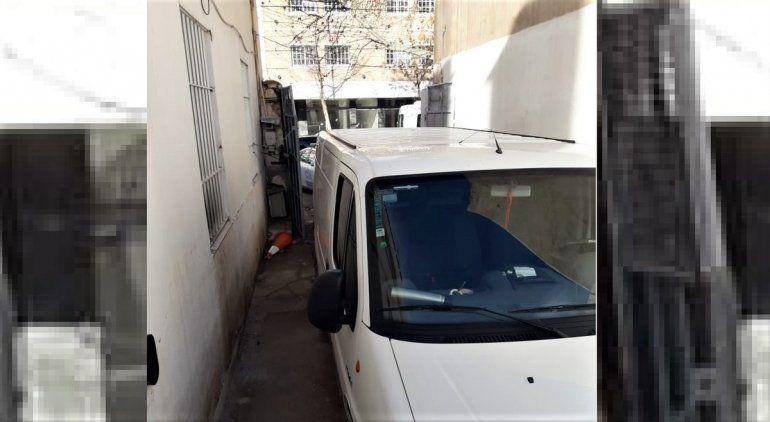 Andaban con una Ducato robada en Córdoba