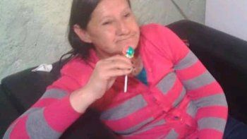 María Cristina Castillo es buscada desde ayer.