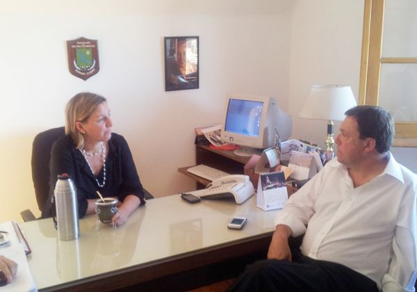 """Weretilneck: """"Lo importante para Bariloche es dar respuestas a las expectativas de la gente"""