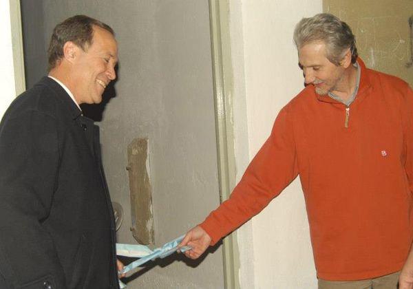 El Partido Socialista inauguró su local en Cipolletti