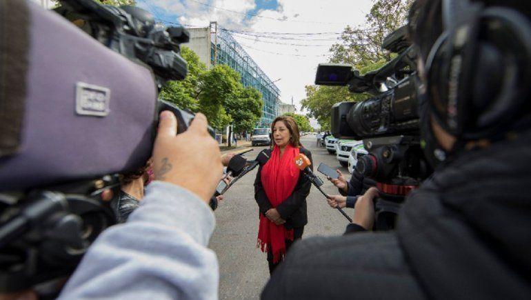 Carreras: No podemos permitir ningún ataque a la libertad de prensa