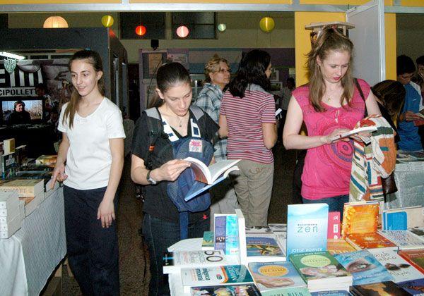 Rotundo éxito de la Feria del Libro