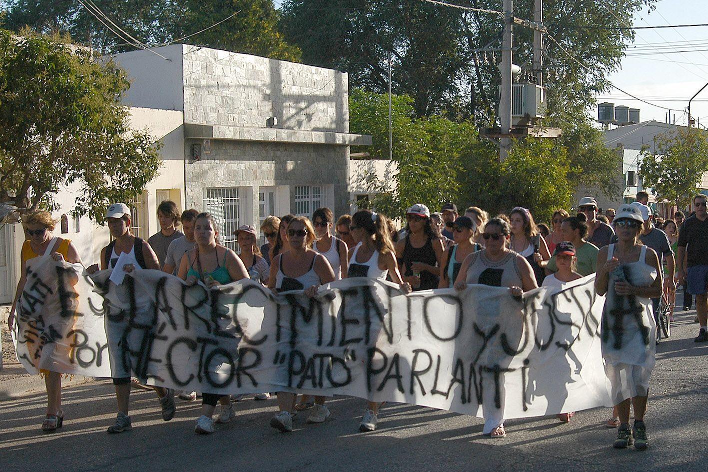 Sigue impune el asesinato de Héctor Parlanti