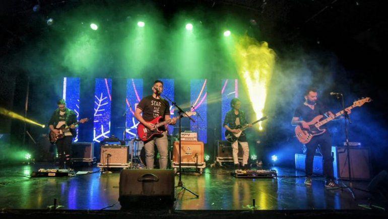 El rock copará el escenario mayor del Complejo Cultural