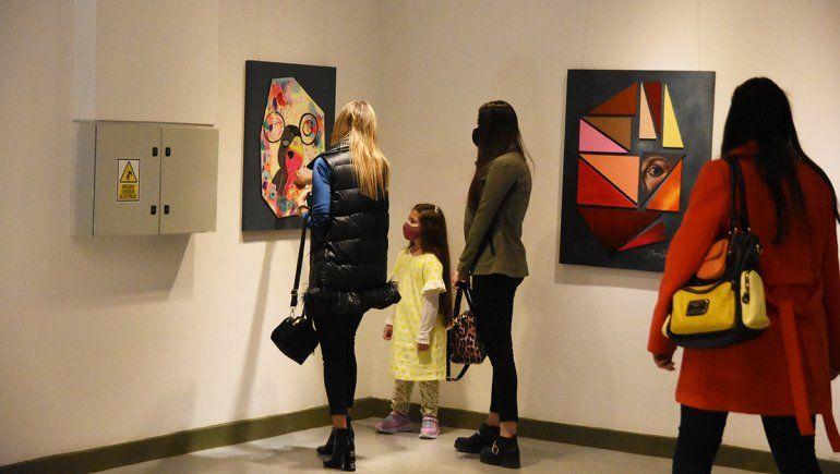 Volvieron las muestras de artes visuales en Cipolletti