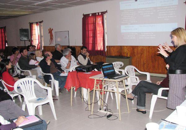 Se desarrolló el 1er Encuentro Comunitario de adicciones