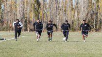 Por ahora, Cipo sólo puede entrenar en grupos de hasta 5 futbolistas.