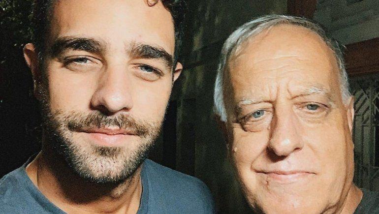 ¿Diego Poggi mintió con el supuesto mensaje de rechazo de su papá?