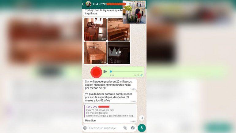 Estafa en redes: publican alquileres falsos y cobran señas para reservar