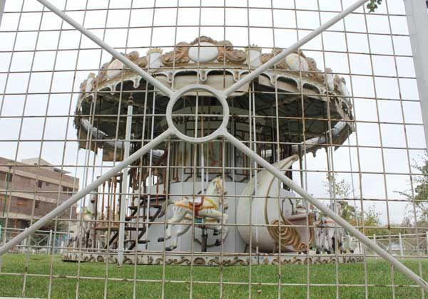 Por actos vandálicos, la calesita cipoleña permanecerá varios meses cerrada