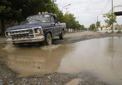 El municipio asiste a vecinos del barrio Godoy