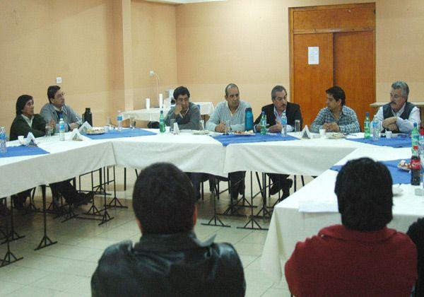 La Mesa Sindical Rionegrina analizó la situación de los trabajadores
