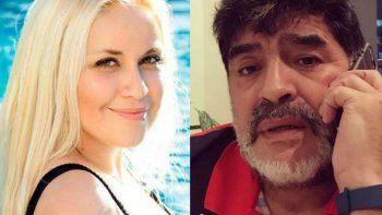 El audio de Diego a la pareja de Verónica Ojeda: Cuidala mucho