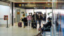 paro en el aeropuerto neuquino podria afectar los vuelos