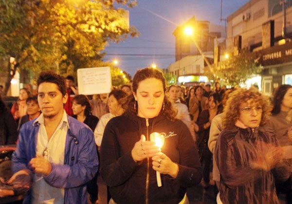 Movilización para exigir justicia por crimen de Araya