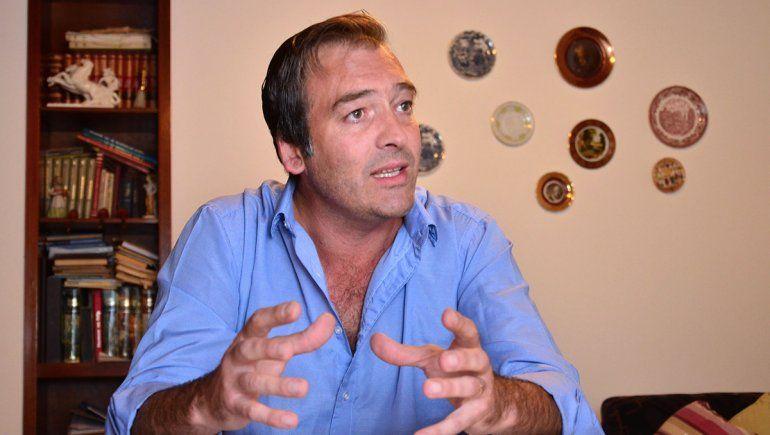 Soria: Una de las aspiraciones es terminar con el lawfare