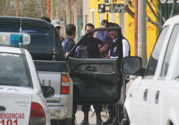 Detenidos por asaltar un lubricentro en Cipolletti