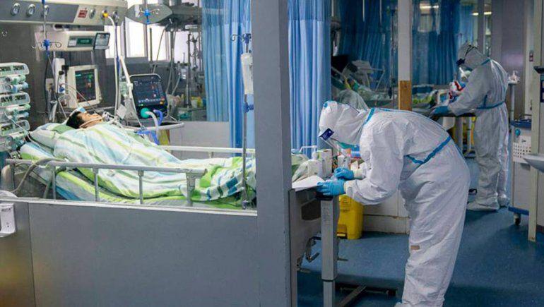 Con 1.208 casos en un día, ya son 854 los muertos en el país por coronavirus