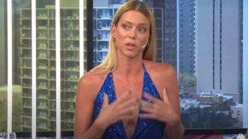 Una guerra sin fin: Nicole desconfió del embarazo de Pampita