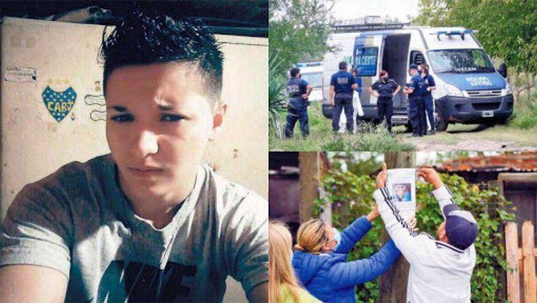 Caso Tehuel: la hermana del joven desaparecido reconoció que están buscando un cuerpo