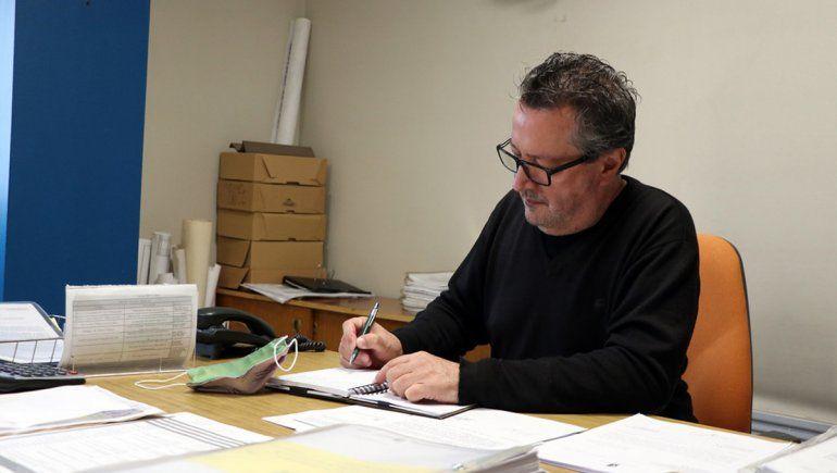 Cipolletti se prepara para iniciar un ambicioso plan de obras