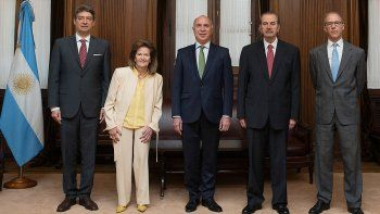 Bomba: Elena Highton renunció a la Corte Suprema