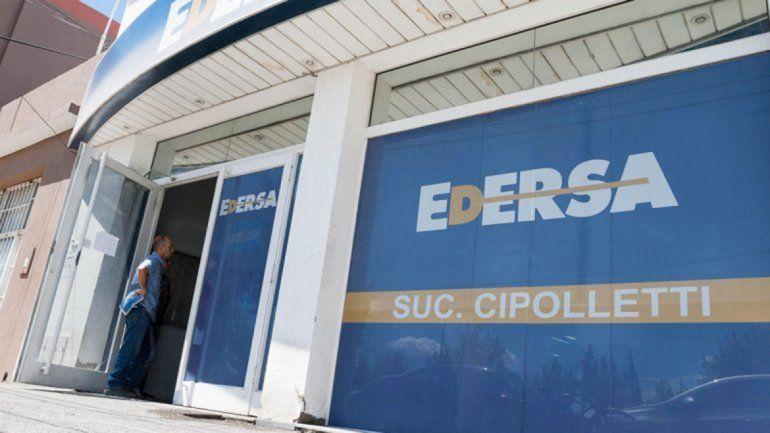Provincia no autorizará el aumento pedido por Edersa