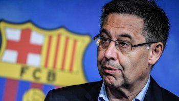 expresidente del barcelona detenido por corrupcion