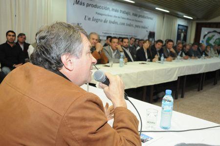 """El corrimiento de la barrera revolucionó el sector agropecuario de la Patagonia"""""""