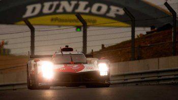 Pechito López y el Toyota Nro 7 ganaron las 24 Horas de Le Mans