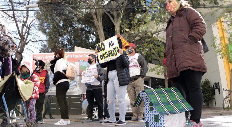 Vecinos de Labraña hicieron una olla popular en el Municipio