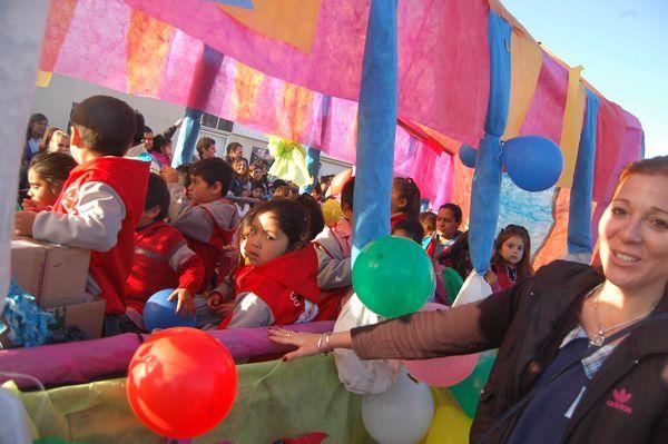 Multitudinario festejo del aniversario orense