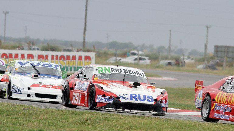 Mariano finalizó 19º en la carrera de los pilotos titulares.