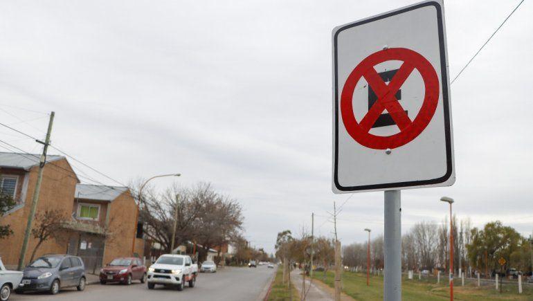 Muni: Es viable la prohibición de estacionar en Vélez Sarsfield
