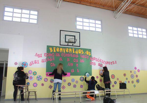 Inauguran obras de ampliación en dos escuelas