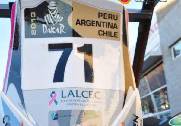 Comenzó desde Lima el Dakar -2013