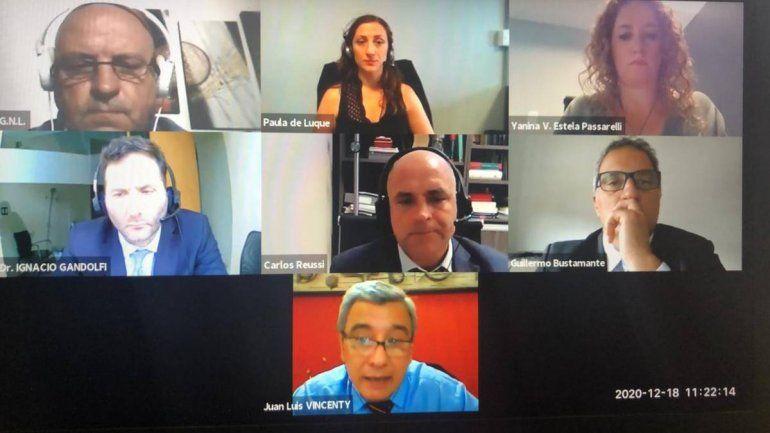 Impugnan absolución de ex comisario de la rionegrina
