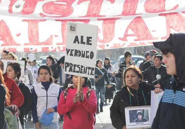 Caso Verdugo: piden cárcel para otros cuatro jóvenes