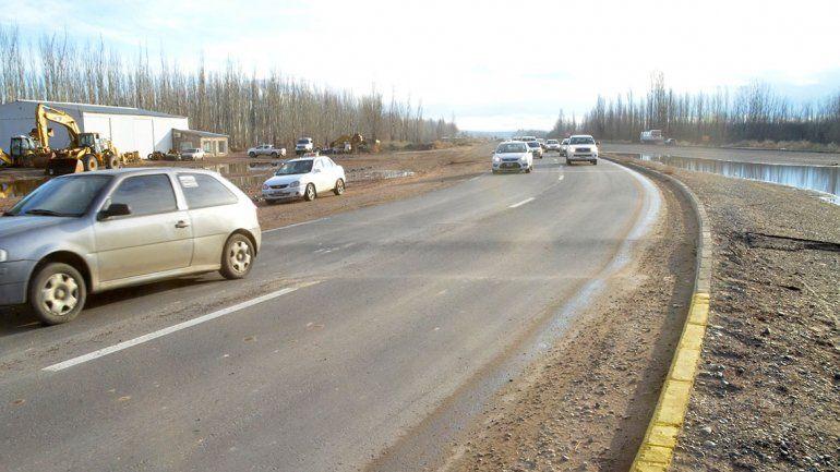 La Muni anunció semáforos sobre la Ruta 151