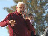 Pereyra, optimista con Vaca Muerta: La actividad está a pleno
