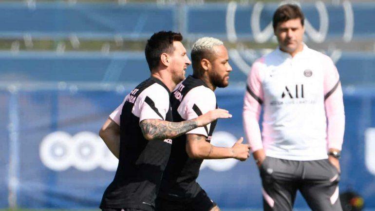 ¿Messi a la cancha?: Pochettino reveló cuando podría debutar