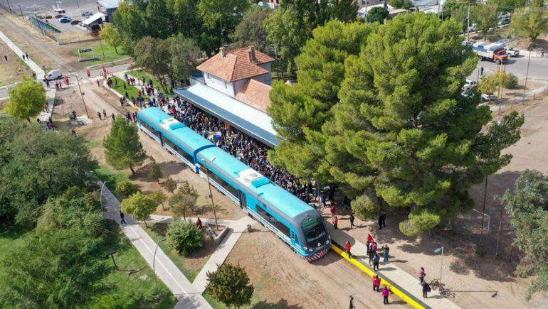 Abrieron las ofertas para las nuevas estaciones del Tren del Valle