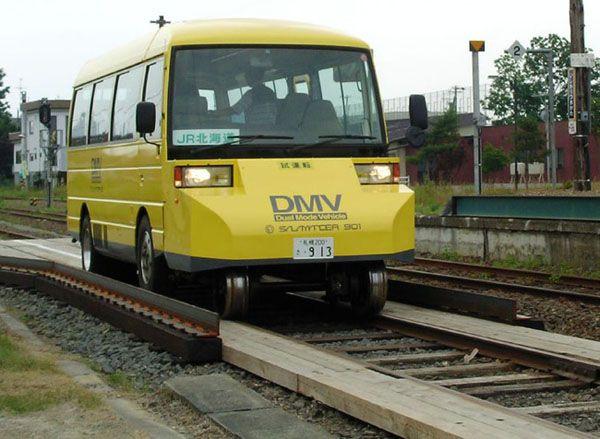 """Plantearían el sistema de """"rail-bus"""" para la región"""