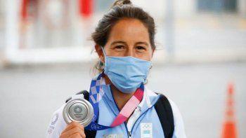 Le robaron la medalla olímpica a una jugadora de las Las Leonas