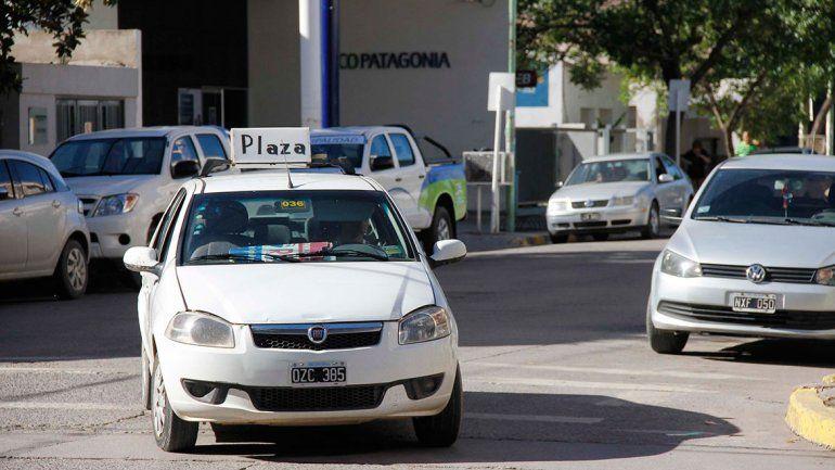 Los taxistas solo quieren hablar con Claudio Di Tella